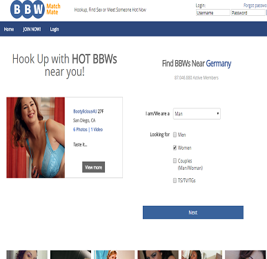 busty dating site
